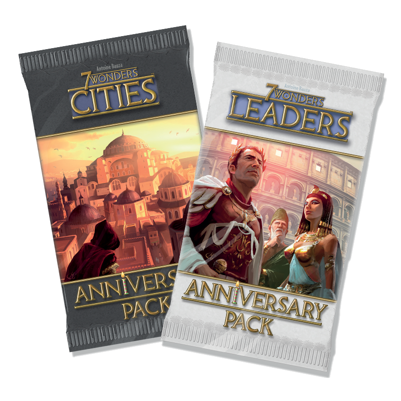 7 Wonders Anniversary Packs