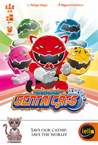 Sentai Cats