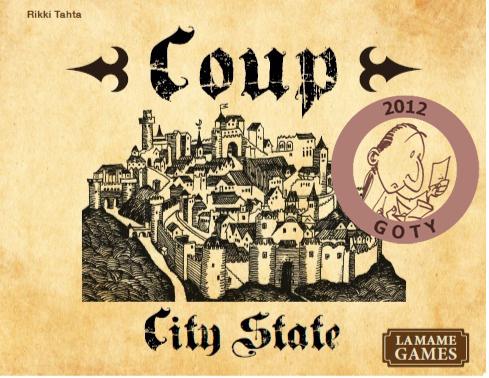 CoupGOTY2012