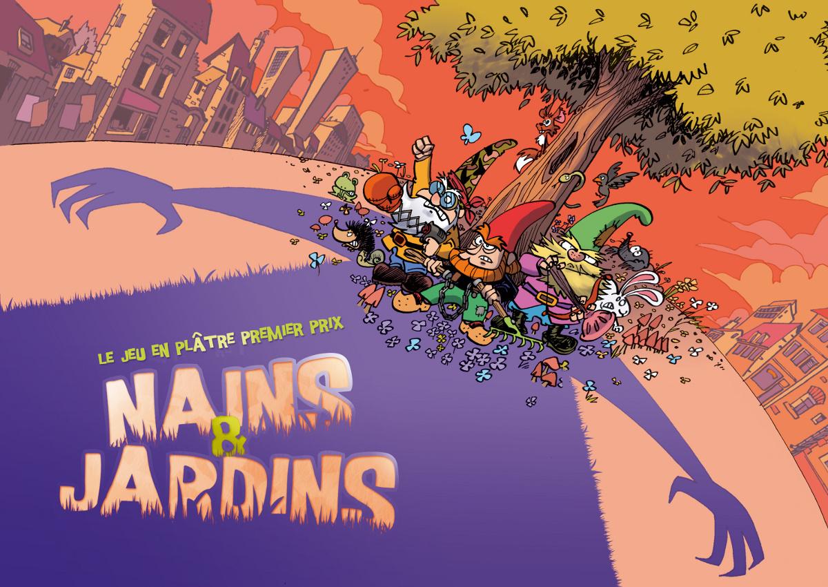 Nains & Jardins
